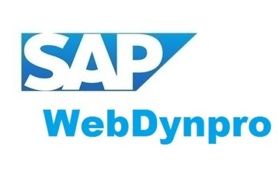 SAP WebDynpro Training In Velachery
